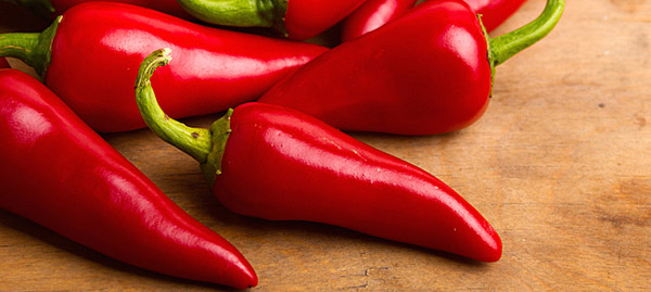 Stress and overweight: chili pepper as remedy