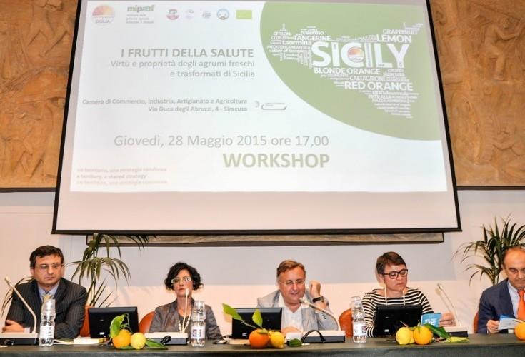 Workshop SR I frutti della salute.