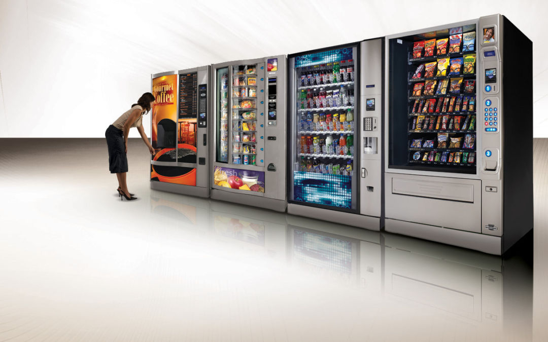 Types of Vending Machines From a Supplier in Utah