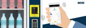 Nayax's Monyx Wallet app includes Visa's new suite of sensory branding cues