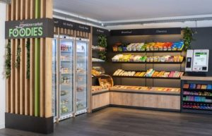 Selecta introduces its micro market concept in Germany