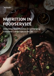 Foodservice leaders gather at first of its kind conference on the future of nutrition