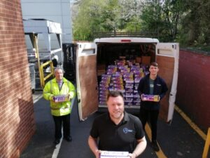 West Midlands charities receive donations