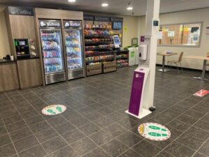 Express Vending adapts grab-and-go convenience catering to meet COVID-19 restrictions