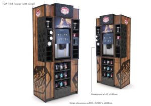 Break Fluid partners with Liquidline to distribute commercial coffee machines nationwide