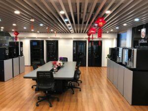 Rhea Vendors opens first Asian branch