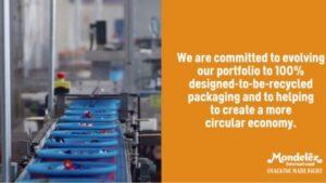 Mondelēz International supports global harmonisation on plastics recycling