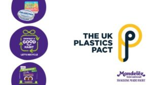 UK Plastics Pact highlights Mondelēz progress