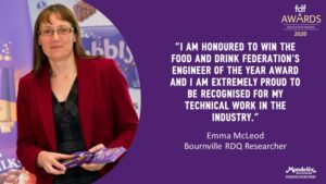 Mondelēz wins at Food and Drink Federation Awards